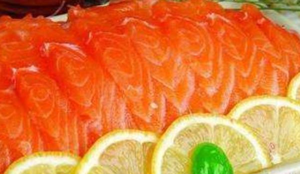 太平洋三文鱼