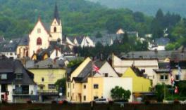 德国莱茵河