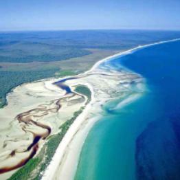 澳大利亚海豚岛