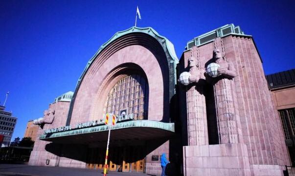 赫尔辛基中央火车站